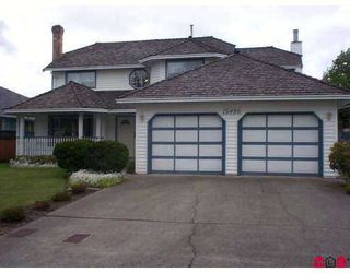 "Photo 1: 15486 94TH Avenue in Surrey: Fleetwood Tynehead House for sale in ""BERKSHIRE PARK"" : MLS®# F2715406"