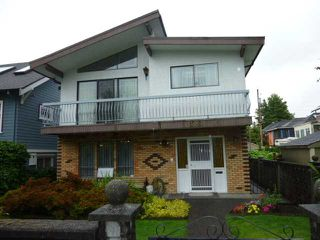 Photo 1: 328 E 19TH AV in Vancouver: Main House for sale (Vancouver East)  : MLS®# V900236