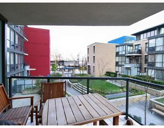 Photo 6: 113 - 1483 W. 7th Avenue in Vancouver: Fairview VW Condo for sale (Vancouver West)  : MLS®# V695373