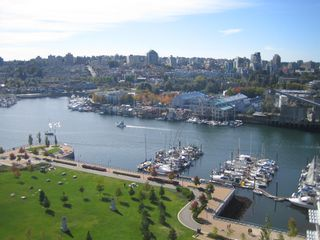 "Photo 2: 638 BEACH Crescent in Vancouver: False Creek North Condo for sale in ""ICON"" (Vancouver West)  : MLS®# V618693"