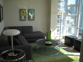 "Photo 3: 638 BEACH Crescent in Vancouver: False Creek North Condo for sale in ""ICON"" (Vancouver West)  : MLS®# V618693"