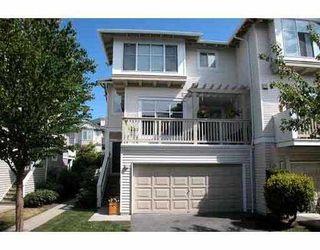 Photo 1: # 55 6588 BARNARD DR in Richmond: Condo for sale : MLS®# V781664