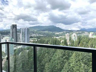 """Photo 2: 2901 3080 LINCOLN Avenue in Coquitlam: North Coquitlam Condo for sale in """"1123 WESTWOOD"""" : MLS®# R2472886"""