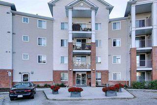 Photo 28: 111 920 156 NW in Edmonton: Zone 14 Condo for sale : MLS®# E4208138