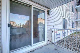 Photo 22: 111 920 156 NW in Edmonton: Zone 14 Condo for sale : MLS®# E4208138