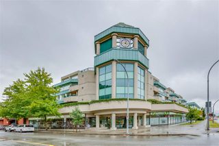 "Photo 1: A234 2099 LOUGHEED Highway in Port Coquitlam: Glenwood PQ Condo for sale in ""SHAUGHNESSY SQUARE"" : MLS®# R2484998"