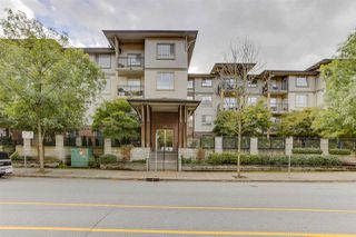 "Photo 1: 208 2346 MCALLISTER Avenue in Port Coquitlam: Central Pt Coquitlam Condo for sale in ""THE MAPLES AT CREEKSIDE"" : MLS®# R2508400"