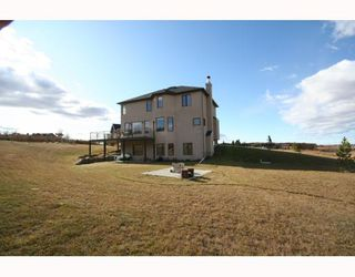 Photo 20: 31185 Woodland Way NW in CALGARY: Rural Rocky View MD Residential Detached Single Family for sale : MLS®# C3399889