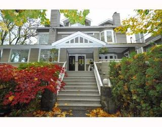 Photo 1: 1814 in Vancouver: Kitsilano House Fourplex for sale (Vancouver West)  : MLS®# V795794