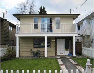 "Main Photo: 1980 MANNING Ave in Port Coquitlam: Glenwood PQ House for sale in ""GLENWOOD"" : MLS®# V642968"