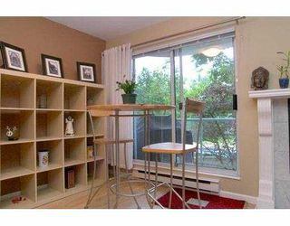 Photo 6: 202 1200 W 10TH Avenue in Vancouver: Fairview VW Townhouse for sale (Vancouver West)  : MLS®# V658964