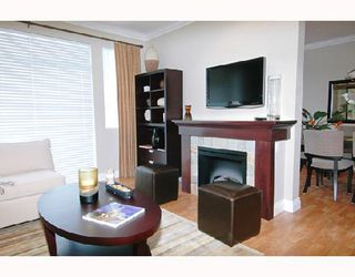 "Photo 3: 106 12258 224TH Street in Maple_Ridge: East Central Condo for sale in ""STONEGATE"" (Maple Ridge)  : MLS®# V659316"