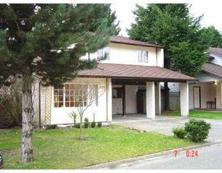 """Photo 1: 1979 BOW DR in Coquitlam: River Springs House for sale in """"RIVER SPRINGS"""" : MLS®# V578856"""