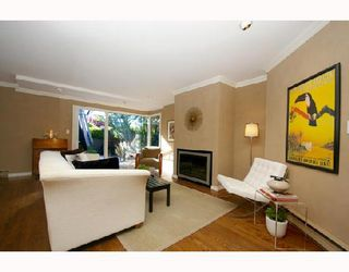 """Photo 3: 1960 CREELMAN Avenue in Vancouver: Kitsilano House 1/2 Duplex for sale in """"KITS POINT"""" (Vancouver West)  : MLS®# V667745"""