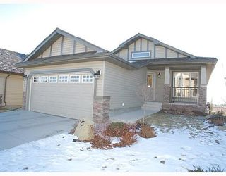 Photo 1: 5 GLENVISTA Key: Cochrane Residential Detached Single Family for sale : MLS®# C3306011