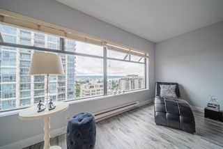 "Photo 4: 1306 615 BELMONT Street in New Westminster: Uptown NW Condo for sale in ""Belmont Towers"" : MLS®# R2390199"