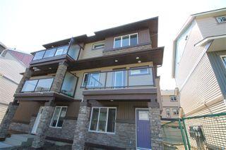 Photo 1: 87 1530 Tamarack Boulevard in Edmonton: Zone 30 Townhouse for sale : MLS®# E4169983