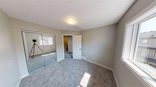 Photo 21: 87 1530 Tamarack Boulevard in Edmonton: Zone 30 Townhouse for sale : MLS®# E4169983