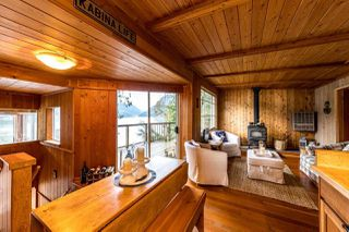 """Photo 8: 25 E OF CROKER Island in North Vancouver: Indian Arm House for sale in """"Helga Bay"""" : MLS®# R2432957"""