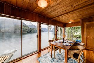 """Photo 7: 25 E OF CROKER Island in North Vancouver: Indian Arm House for sale in """"Helga Bay"""" : MLS®# R2432957"""