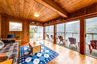 """Photo 6: 25 E OF CROKER Island in North Vancouver: Indian Arm House for sale in """"Helga Bay"""" : MLS®# R2432957"""