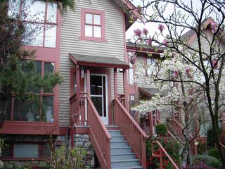 Photo 1: 4823 DUCHESS Street in Vancouver: Collingwood VE Townhouse for sale (Vancouver East)  : MLS®# R2434335