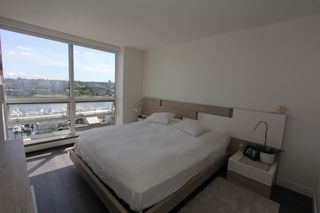 Photo 15: 1105 1201 Marinaside Cres in Vancouver: Yaletown Condo for sale or rent (v)