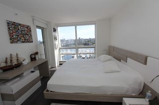 Photo 14: 1105 1201 Marinaside Cres in Vancouver: Yaletown Condo for sale or rent (v)