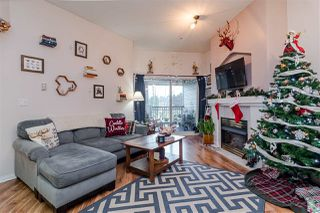 """Photo 3: 337 19528 FRASER Highway in Surrey: Cloverdale BC Condo for sale in """"The Fairmont"""" (Cloverdale)  : MLS®# R2520413"""