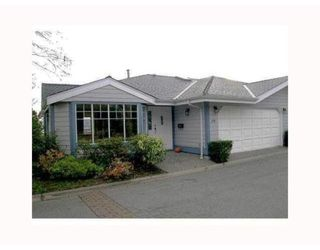 "Photo 1: # 136 - 28 Richmond Street in New Westminster: Fraserview NW Townhouse for sale in ""Castle Ridge"" : MLS®# V816862"