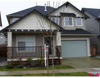 "Photo 1: 5963 165TH Street in Surrey: Cloverdale BC House for sale in ""Clover Ridge"" (Cloverdale)  : MLS®# F2712749"