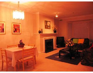 """Photo 4: 208 7633 ST ALBANS Road in Richmond: Brighouse South Condo for sale in """"ST ALBANS CRT"""" : MLS®# V685973"""