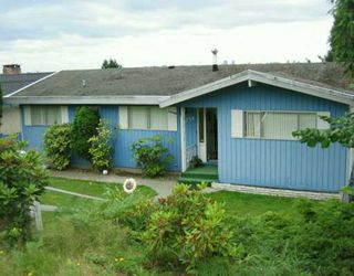 """Photo 1: 5754 WINCH ST in Burnaby: Parkcrest House for sale in """"PARKCREST"""" (Burnaby North)  : MLS®# V600657"""