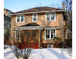 Photo 1: 210 OAK Street in WINNIPEG: River Heights / Tuxedo / Linden Woods Residential for sale (South Winnipeg)  : MLS®# 2804262