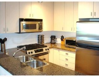 "Photo 5: 311 6888 SOUTHPOINT Drive in Burnaby: South Slope Condo for sale in ""The Cortina"" (Burnaby South)  : MLS®# V711674"