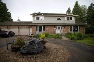 Photo 1: 31 MANOR VIEW Crescent: Rural Sturgeon County House for sale : MLS®# E4166507