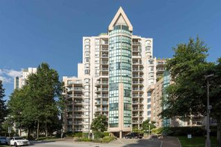"Photo 1: 605 1189 EASTWOOD Street in Coquitlam: North Coquitlam Condo for sale in ""THE CARTIER"" : MLS®# R2392375"