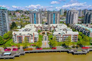 "Photo 24: 201A 1220 QUAYSIDE Drive in New Westminster: Quay Condo for sale in ""Tiffany Shores"" : MLS®# R2451407"