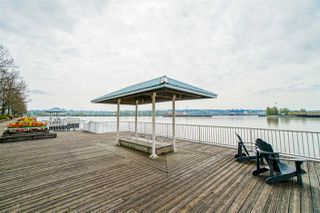 "Photo 23: 201A 1220 QUAYSIDE Drive in New Westminster: Quay Condo for sale in ""Tiffany Shores"" : MLS®# R2451407"