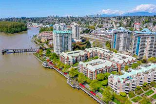 "Photo 25: 201A 1220 QUAYSIDE Drive in New Westminster: Quay Condo for sale in ""Tiffany Shores"" : MLS®# R2451407"
