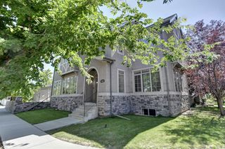 Main Photo: 5604 HENWOOD Street SW in Calgary: Garrison Green Detached for sale : MLS®# A1020046