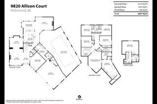 Photo 38: 9820 ALLISON Court in Richmond: Garden City House for sale : MLS®# R2501891