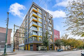 "Main Photo: 606 150 E CORDOVA Street in Vancouver: Downtown VE Condo for sale in ""INGASTOWN"" (Vancouver East)  : MLS®# R2512729"