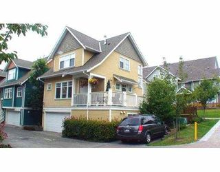 "Photo 1: 8 6333 PRINCESS Lane in Richmond: Steveston South Townhouse for sale in ""LONDON LANDING"" : MLS®# V662516"