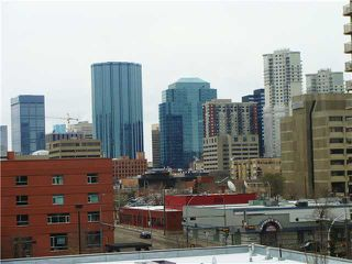 Photo 2: Railtown on The Park 10311 111 ST in EDMONTON: Zone 12 Condo for sale (Edmonton)