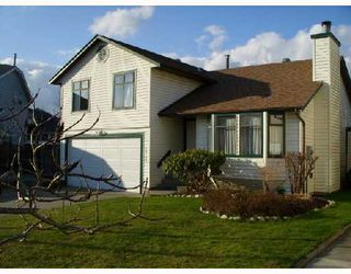 Photo 1: 23123 PEACHTREE Court in Maple_Ridge: East Central House for sale (Maple Ridge)  : MLS®# V693885