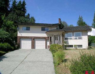Photo 1: 32554 MURRAY AV in Abbotsford: Abbotsford West House for sale : MLS®# F2518743