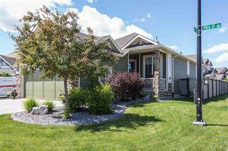 Photo 2: 646 178A Street SW in Edmonton: Zone 56 House for sale : MLS®# E4165745