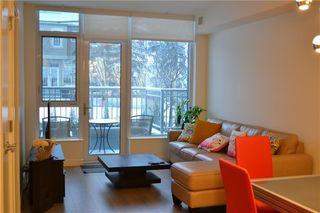 Photo 6: 102 108 2 Street SW in Calgary: Chinatown Apartment for sale : MLS®# C4289651