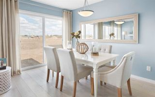 Photo 3: 4318 Cooke Lane in Edmonton: Zone 55 House Half Duplex for sale : MLS®# E4196748